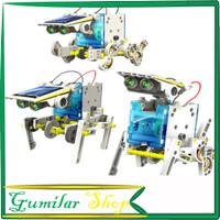 Jual Transforming Solar Robot Science & Education DIY Toys Kids Murah