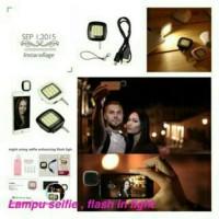 Jual Lampu kilat LED Selfie / FLASHLIGHT LED SELFIE / Murah