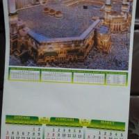 Jual kalender / kalendar / calendar / calender triwulan 2016 Murah