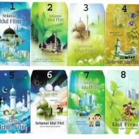Jual amplop / angpao lebaran / idul fitri / ramadhan / idulfitri / ramadan Murah