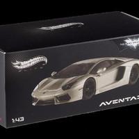 Jual Lamborghini Aventador Batman The Dark Knight Rises scala 1-43 by HotWh Murah
