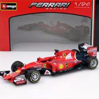 Jual Bburago - Ferrari F1 SF-15T S.Vettel No.5, Skala 1:24 Murah