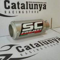 harga Knalpot Racing Vario 125/150 Sc Project Gp Cr-t Titanium Sandblasting Tokopedia.com