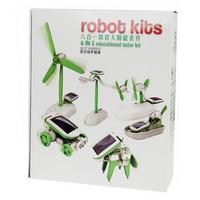 Jual PROMO Educational 6 in 1 Solar Robot Kit Murah