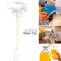 Jual Magic Tap Automatic Electric Drink Pompa botol Minuman Dispenser Air - Murah
