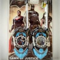 Jual Mainan Anak - Walkie Talkie Batman Hate Superman Super Hero Murah