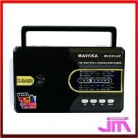 Jual JM312 - Radio 4 Band  Kartu Pemutar USB/SD/TF Dilengkapi Lampu Meja Murah