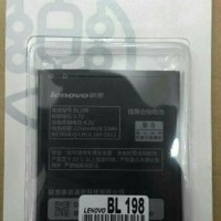 Batre Baterai Battery Lenovo A850 S890 K860 || BL-198 Original Battery
