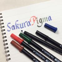 Jual Sakura Pigma Calligrapher Pen no 30 3mm Murah