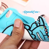 iPhone 5 5S 5C 5G SE Hello Kitty Monster 3D Cute Case Casing cover
