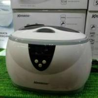 Digital Ultrasonic Cleaner/ Pembersih Perhiasan Kacamata jam Krisbow