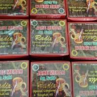 Jual Jahe Merah Radix An Nahl Stamina Murah