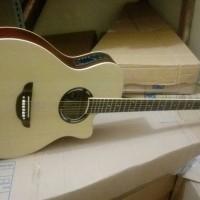 harga Gitar Akustik Elektrik Yamaha Apx Natural (khusus Go-jek) Tokopedia.com