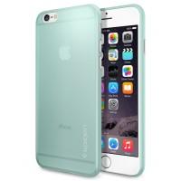 Jual SGP AirSkin 0.4mm Ultra Slim Fit Case (OEM) - iPhone 6/6s - Biru Murah