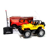 Mainan RC Mobil Remot JEEP WRANGLER Skala 1:14 Remote Control