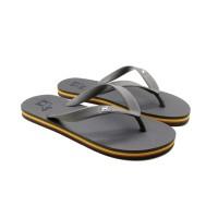 Jual Sandal Panama / Sendal Jepit / Sendal Pantai - Charcoal Murah