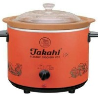 Jual Takahi Slow Cooker 2,4 Liter Limited Murah