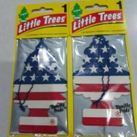 Jual Parfum Pengharum Mobil LITTLE TREES Vanilla Pride Murah