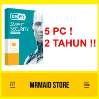 Jual Antivirus ESET Smart Security Premium 10 5 PC 2 Tahun Murah
