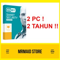 Jual Antivirus ESET Smart Security Premium 10 2 PC 2 Tahun Murah