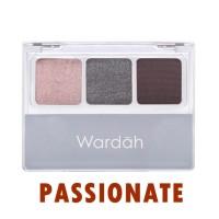 Jual Wardah EyeXpert Eyeshadow Nude - Passionate Murah
