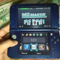 Jual Jual SECOND - New Nintendo 3DS XL + Charger Murah