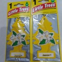 Jual Parfum Pengharum Mobil LITTLE TREES Jasmin Murah