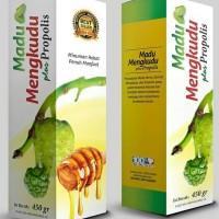 Jual Herbal Mengkudu Plus Madu & Propolis (bukan tahitian noni) Murah