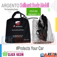 Ford Ranger All New Cover Body Mobil Argento Silver Series