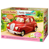 Sylvanian Families - Family Saloon Car