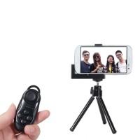 Jual Murah Mini Portable Bluetooth Gamepad with Remote Shutter Murah