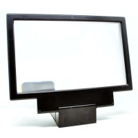 Jual Murah Enlarge Screen Magnifier Bracket Stand 3D with Speaker for Murah