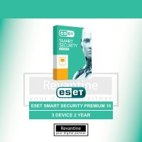 Jual Antivirus ESET Smart Security Premium 10 3 PC 2 Tahun Murah