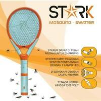 Jual Raket Nyamuk 3in1 Stark STK-002 Murah