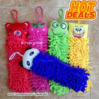 Jual DISKON Hand Towel Microfiber (Lap Pembersih Tangan) Murah