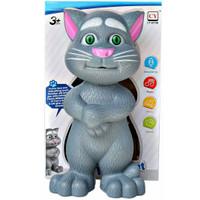 Jual DISKON Mainan Anak Kucing Tom Kecil Versi Bahasa Inggris Murah