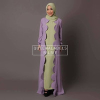 Long Dress / Maxi Long Wanita BILBIE SET SR