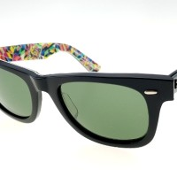 Kacamata RAY BAN Wayfarrer 2140 Rare Print Abstract
