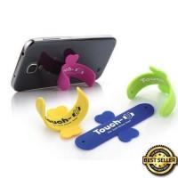 Jual Termurah Stand Hp Handphone Mount Docking Mini Elastis Touch-U Murah - Murah