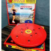 Jual Jogging Magnetic Trimmer Nikita / Alat Pelangsing Tubuh Nikita Murah