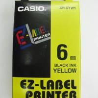 Jual Pita / EZ Label Printer Casio 6MM Murah