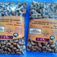 Jual Kacang Mete Mede Mente Cashew Goreng Original Asli Bangka Belitung Murah
