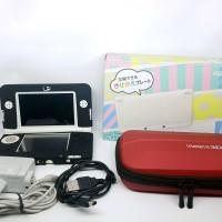 Jual New 3DS Regular 32GB CFW Luma 8.1.1 + Bonus Murah
