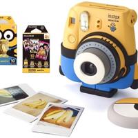 Jual Fujifilm Camera Instax Mini 8 Kamera Minion Limited Edition Murah