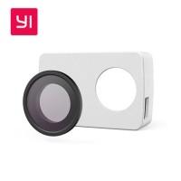 Jual Xiaomi Camera Lens Cover   Leather Case for Xiaomi Yi 2 4K (ORIGINAL) Murah