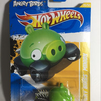 hot wheels angry minion pig (angry bird) HW PREMIERE