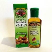 Jual Minyak Zaitun Extra Virgin Olive Oil Al Ghuroba 60ml Murah