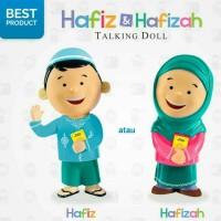 (Promo Terbatas) Hafiz / Hafizah Talking Doll