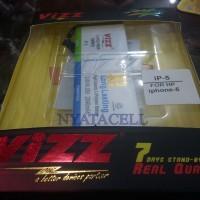 Jual Baterai Vizz Iphone 5 5G Ip5 / Batre Double Power Original Murah