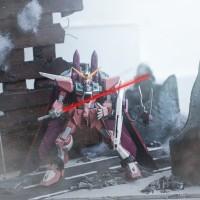 Diorama - Gundam 1/144 Scale Battle Damage Diorama